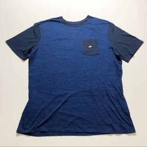 Nike Pocket T Shirt Size XL